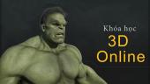 Khóa học 3D Online